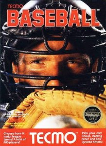 Tecmo Baseball per Nintendo Entertainment System