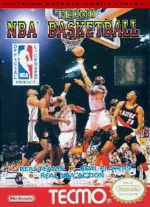 Tecmo NBA Basketball per Nintendo Entertainment System