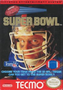 Tecmo Super Bowl per Nintendo Entertainment System