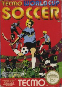 Tecmo World Cup Soccer per Nintendo Entertainment System