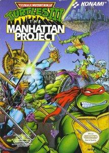 Teenage Mutant Ninja Turtles 3: Manhattan Project per Nintendo Entertainment System