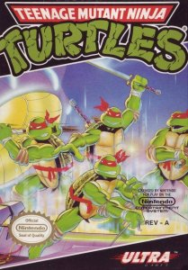 Teenage Mutant Ninja Turtles per Nintendo Entertainment System
