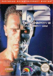 Terminator 2: Judgment Day per Nintendo Entertainment System