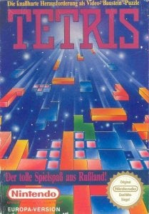 Tetris per Nintendo Entertainment System