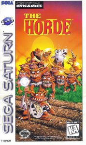 The Horde per Sega Saturn