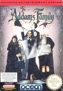 The Addams Family per Nintendo Entertainment System