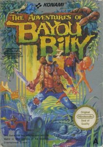 The Adventures of Bayou Billy per Nintendo Entertainment System