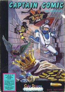 The Adventures of Captain Comic per Nintendo Entertainment System