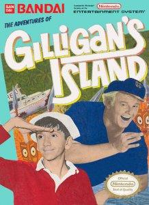 The Adventures of Gilligan's Island per Nintendo Entertainment System