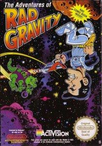 The Adventures of Rad Gravity per Nintendo Entertainment System