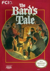 The Bard's Tale per Nintendo Entertainment System