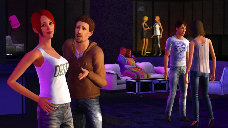 The Sims 3: Diesel Stuff Pack disponibile da oggi