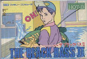 The Black Bass II per Nintendo Entertainment System