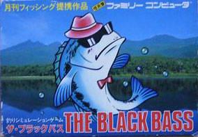 The Black Bass per Nintendo Entertainment System