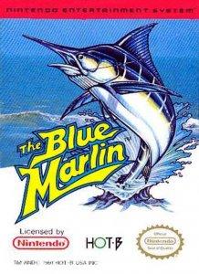 The Blue Marlin per Nintendo Entertainment System
