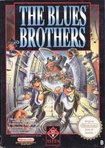 The Blues Brothers per Nintendo Entertainment System
