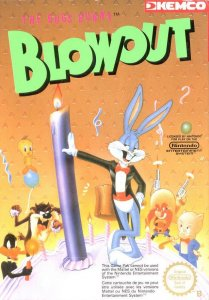 The Bugs Bunny Blowout per Nintendo Entertainment System