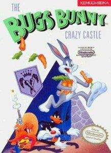 The Bugs Bunny Crazy Castle per Nintendo Entertainment System