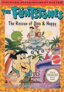 The Flintstones: The Rescue of Dino & Hoppy per Nintendo Entertainment System
