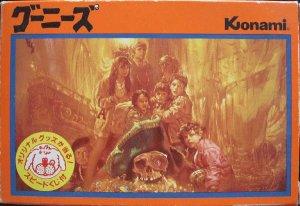 The Goonies per Nintendo Entertainment System
