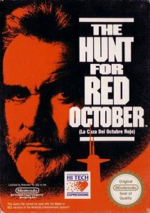 The Hunt for Red October per Nintendo Entertainment System