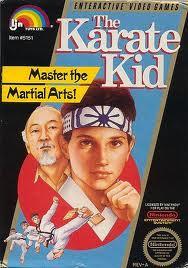 The Karate Kid per Nintendo Entertainment System