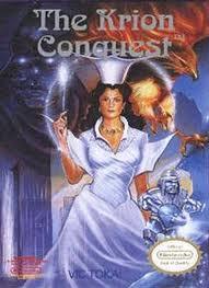The Krion Conquest per Nintendo Entertainment System