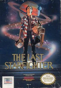 The Last Starfighter per Nintendo Entertainment System