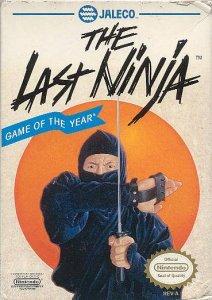 The Last Ninja per Nintendo Entertainment System