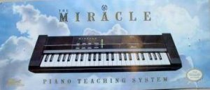 The Miracle Piano Teaching System per Nintendo Entertainment System