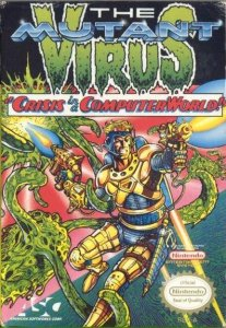 The Mutant Virus: Crisis in a Computer World per Nintendo Entertainment System