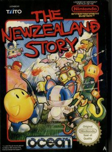 The New Zealand Story per Nintendo Entertainment System