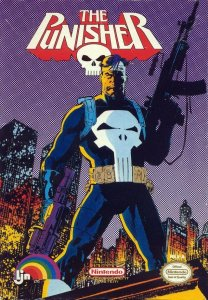 The Punisher (Il Punitore) per Nintendo Entertainment System