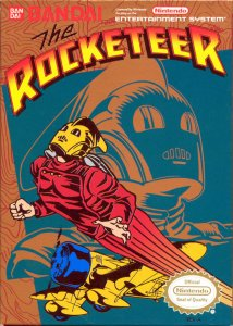 The Rocketeer per Nintendo Entertainment System