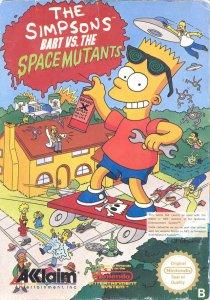 The Simpsons: Bart vs. the Space Mutants per Nintendo Entertainment System