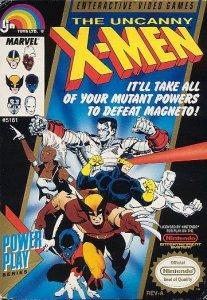 The Uncanny X-Men per Nintendo Entertainment System