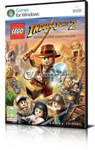 LEGO Indiana Jones 2: L'Avventura Continua per PC Windows