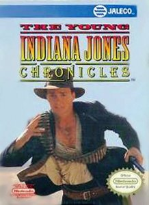 The Young Indiana Jones Chronicles per Nintendo Entertainment System