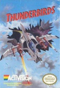 Thunderbirds per Nintendo Entertainment System