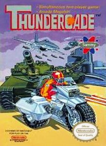 Thundercade per Nintendo Entertainment System