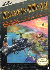 Tiger-Heli per Nintendo Entertainment System