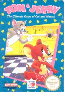 Tom & Jerry: The Ultimate Game of Cat and Mouse! per Nintendo Entertainment System