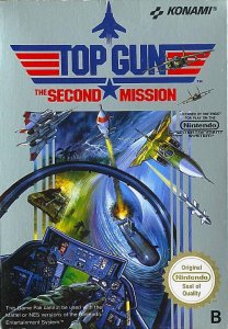 Top Gun: The Second Mission per Nintendo Entertainment System