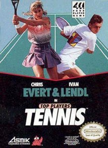 Top Players Tennis per Nintendo Entertainment System