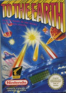 To the Earth per Nintendo Entertainment System