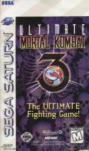 Ultimate Mortal Kombat per Sega Saturn