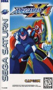 Mega Man X4 per Sega Saturn