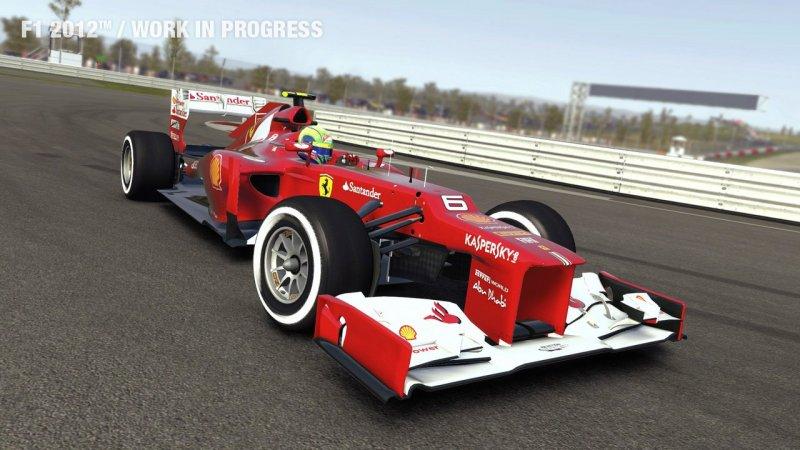 F1 2012 e F1 Race Stars giocabili alla Gamescom