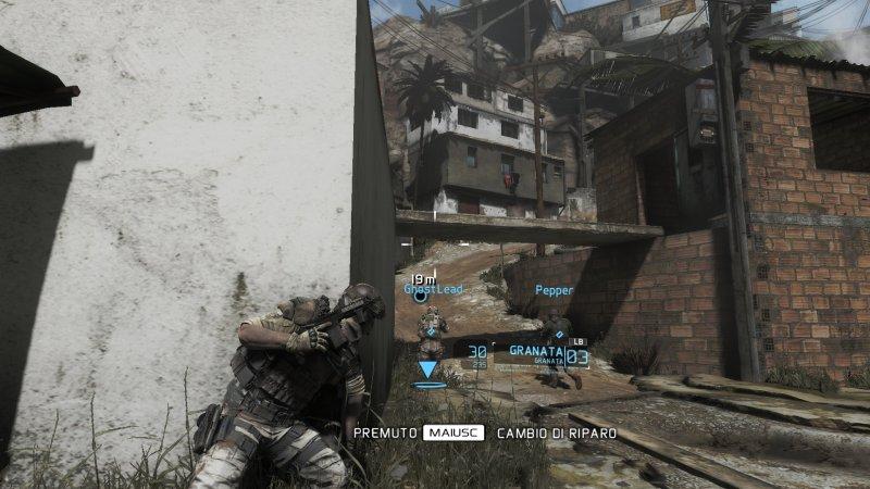 Un corposo aggiornamento per la versione PC di Ghost Recon: Future Soldier