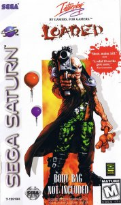 Loaded per Sega Saturn